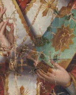 Реставрация иконы Николая Чудотворца