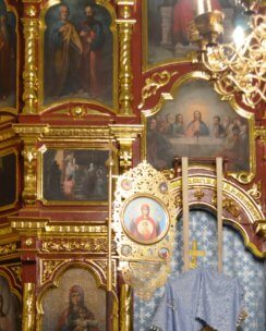 Реставрация иконостаса в с. Сошичне