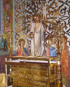 Гробница церковная