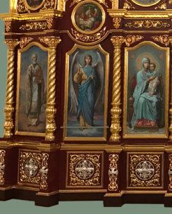 иконостас Щигры