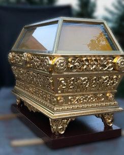 гробница под плащаницу
