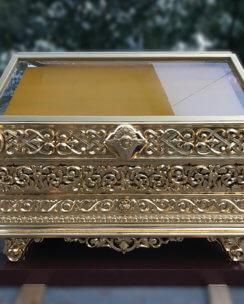гробница для плащаницы Богородицы