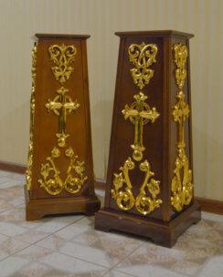 ящик для жертвы в храм напольный