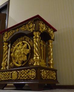 жертвенник церковный, престол
