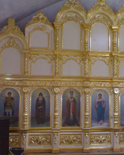 иконостас для собора