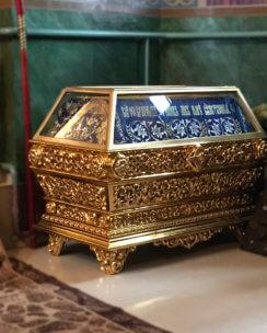 Гробница Христа в церковь