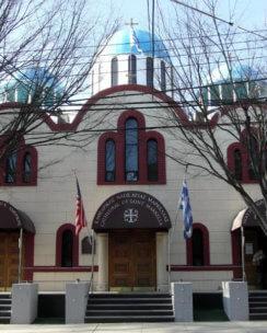 Собор Св. Маркеллы в Нью-Йорке