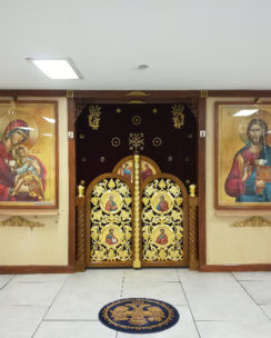 Соборная Трапезная Церковь
