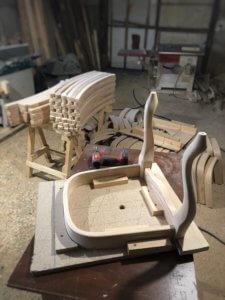 каркас стульев