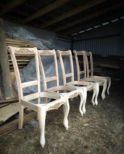 стулья из ясеня